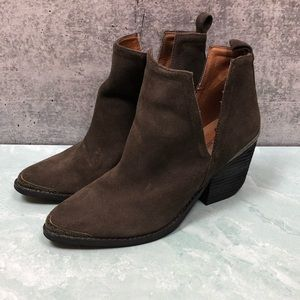Jeffery Campbell Cromwell Western Booties size 7